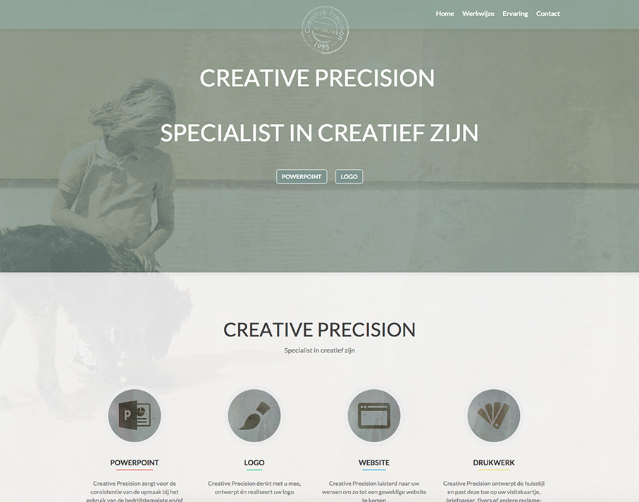 website-CreativePrecision