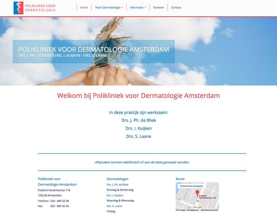 Dermatoloog Amsterdam