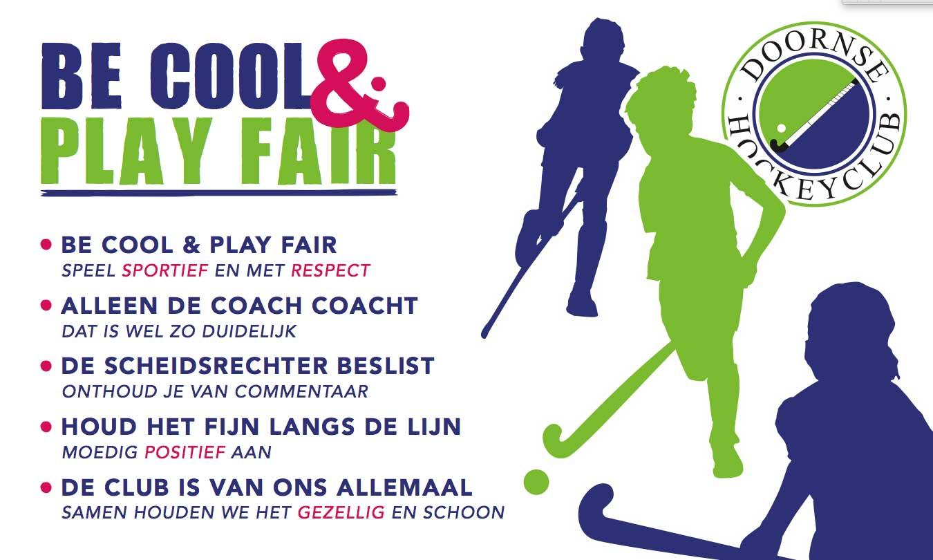 Be Cool& Play Fair-Banner