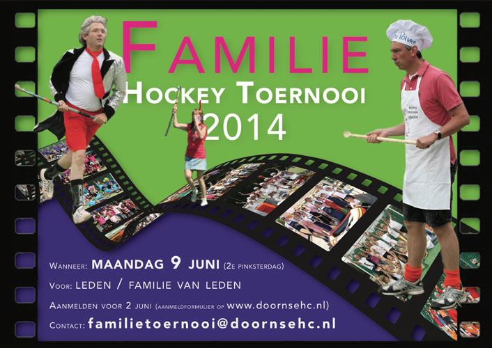 Familie Hockeytoernooi-2014