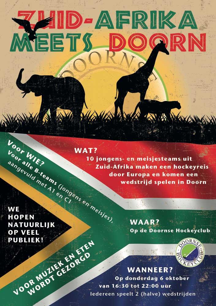 Zuid-Afrika meets Doorn