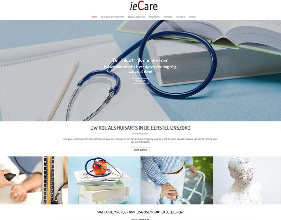 ieCare Website